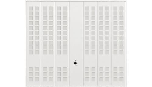 Мотив 988, транспортний білий RAL 9016