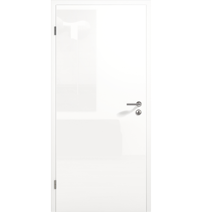 Глянцева поверхня, транспортний білий RAL 9016