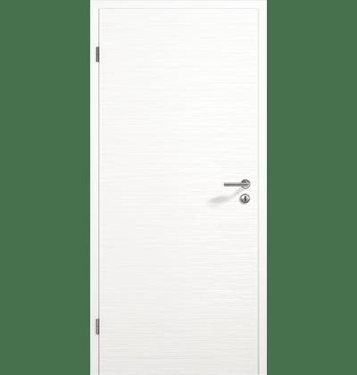 Duradecor, рифлена поверхня, транспортний білий RAL 9016